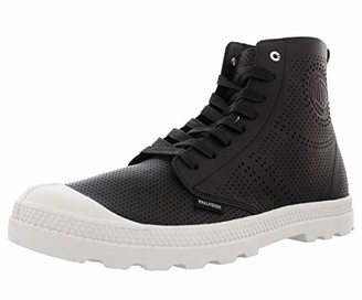 Palladium Womens Pampa Mid LP Perforated Boots