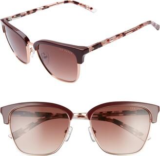 Ted Baker 54mm Gradient Sunglasses