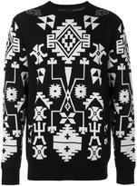 Marcelo Burlon County of Milan 'Melimoyu' jumper