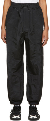 Y-3 Black Classic Shell Lounge Pants