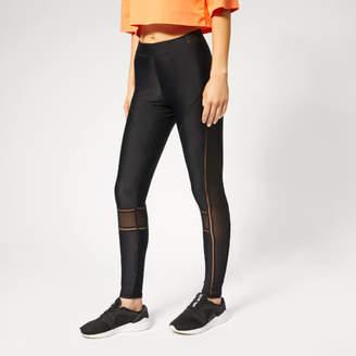Ivy Park Women's Acitve Mesh Panel Leggings