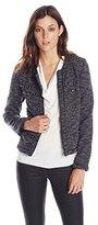 Greylin Women's Monty Studded Knit Jacket