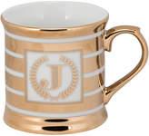 Ten Strawberry Street Set Of 2 Jacqueline J Stripe Mugs