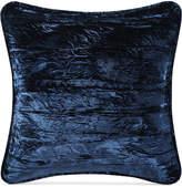 "Tracy Porter Emmeline Crushed Velvet 20"" Square Decorative Pillow"