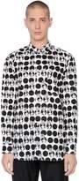 Comme des Garcons Noah Lyon Printed Cotton Poplin Shirt