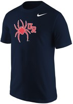 Nike Men's Navy Richmond Spiders Big Logo T-Shirt