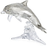 Swarovski Collectible Figurine, Mother Dolphin