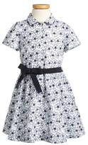 Armani Junior Girl's Embroidered Dress