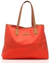 Storksak Infant Girl's 'Ariel' Silicone Diaper Bag - Orange