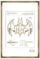 Oliver Gal Aerial Bat Toy, 1991 (Canvas)