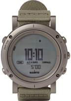 Suunto Essential Stainless Steel Digital Watch