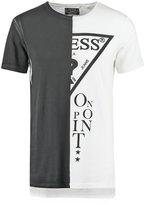 Guess Fashion Fit Print Tshirt White