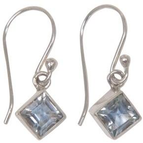 Novica Topaz 'Heaven's Window' Earrings