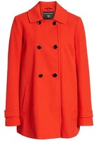 Dorothy Perkins Women's Double Breasted Swing Coat