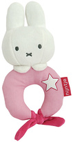 Miffy Ring Rattle - Pink