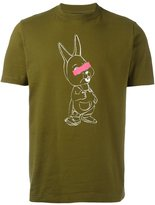 Paul Smith rabbit print T-shirt