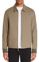 Paige Zip Front Twill Jacket - 100% Exclusive
