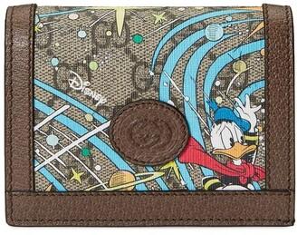 Gucci x Disney Donald Duck cardholder