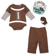 Starting Out Newborn 4-Piece Football Set