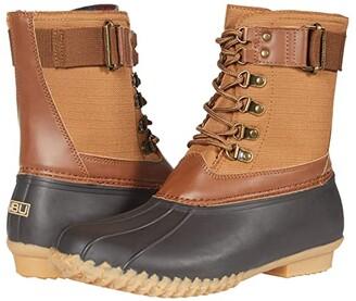 JBU Cordera (Burnt Orange) Women's Shoes