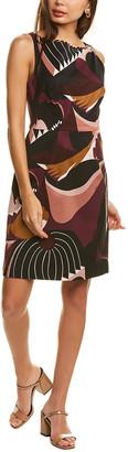 Trina Turk Potter Valley Sheath Dress