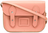 The Cambridge Satchel Company mini satchel crossbody bag - women - Leather - One Size