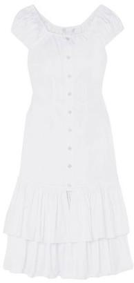 Caroline Constas 3/4 length dress