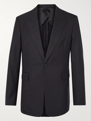 The Row Mason Slim-Fit Wool Suit Jacket