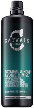 Catwalk Oatmeal & Honey Nourish Shampoo For Damaged Hair 750Ml