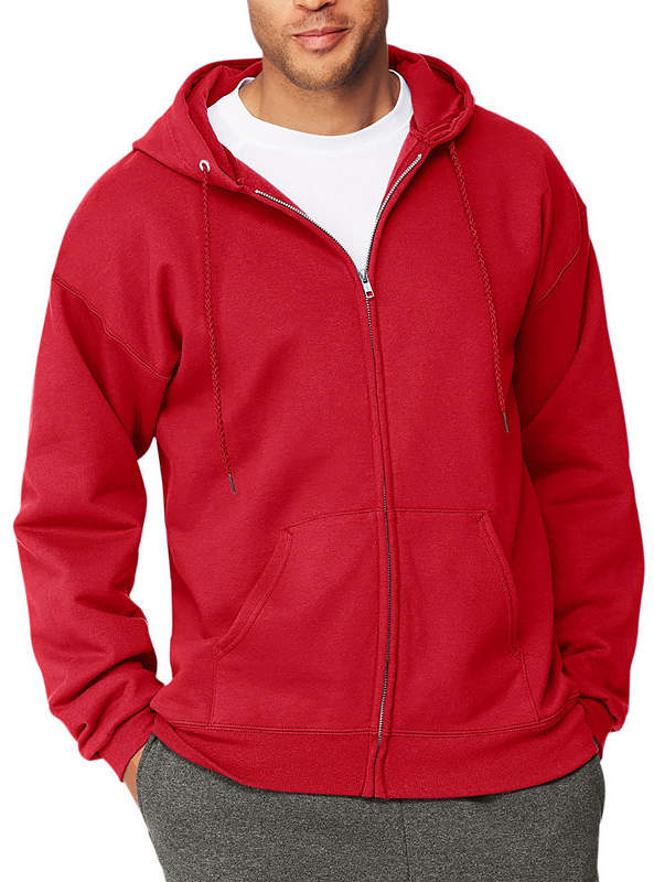 a29317977 Dark Red Hoodie Men - ShopStyle