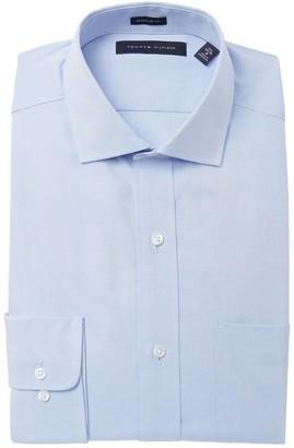Tommy Hilfiger Solid Regular Fit Dress Shirt