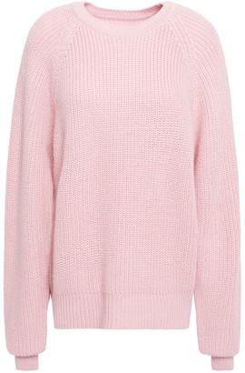 Mara Hoffman Ribbed Alpaca And Modal-blend Sweater