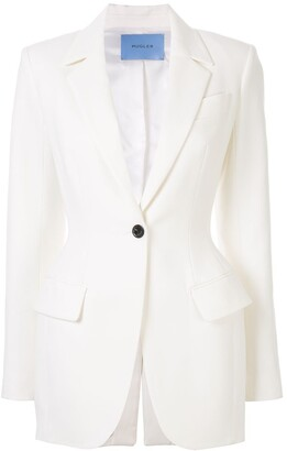 Thierry Mugler Slim-Fit Jacket