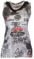 Galliano Sleeveless sweater