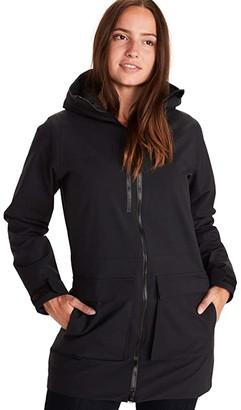 Marmot Commuter Parka (Black) Women's Coat