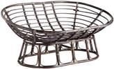 Pier 1 Imports Papasan Double Taupe Chair Frame