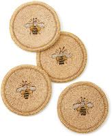 Joanna Buchanan Bee Coasters Set of 4