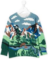 Stella McCartney intarsia-knit sweater