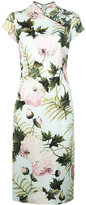 Antonio Marras floral print dress - women - Spandex/Elastane/Viscose - 40