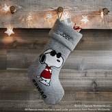 Pottery Barn Teen Peanuts® Joe Cool Stocking