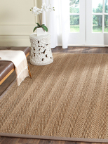 Safavieh Natural Fiber Seagrass, Sisal and Cotton Rug