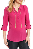 Investments Jewelry Tassel Top