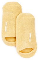 Pure Code Moisturizing Gel Socks - Yellow