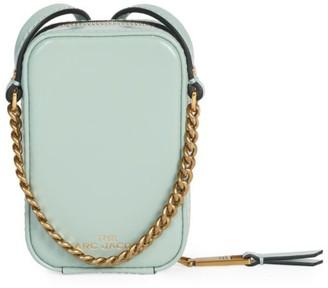 Marc Jacobs Mini The Vanity Leather Crossbody Bag