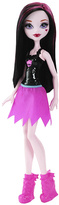 Monster High Doll How Do You Boo Draculara Doll