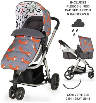 Cosatto Giggle Mix 2-in-1 Pram & Pushchair - Mister Fox