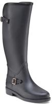 Double Buckle Rain Boots