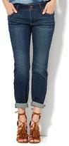 New York & Co. Soho Jeans - Curvy Boyfriend