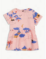Bobo Choses Gombe cotton dress 3-24 months