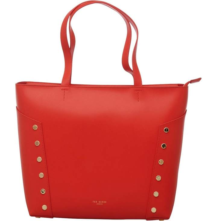 910695cdcc Ted Baker Red Leather Bags For Women - ShopStyle UK